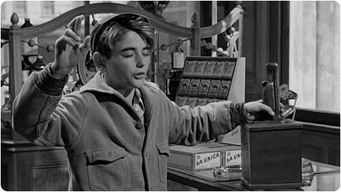 Young George   It's a Wonderful Life