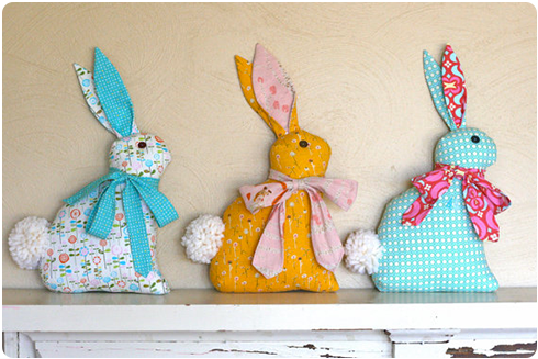 Bunny Sewing Pattern Download on Etsy