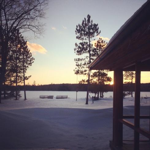 Walled Lake Lodge, Michigan
